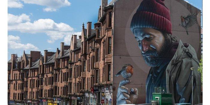Graffiti St Mungo, Glasgow