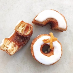 El cronut original se podrá probar este mes en Londres