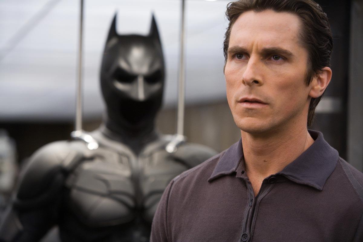 Christian Bale, actor galés (Batman)