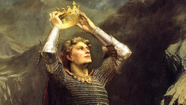 El Rey Arturo, personaje galés