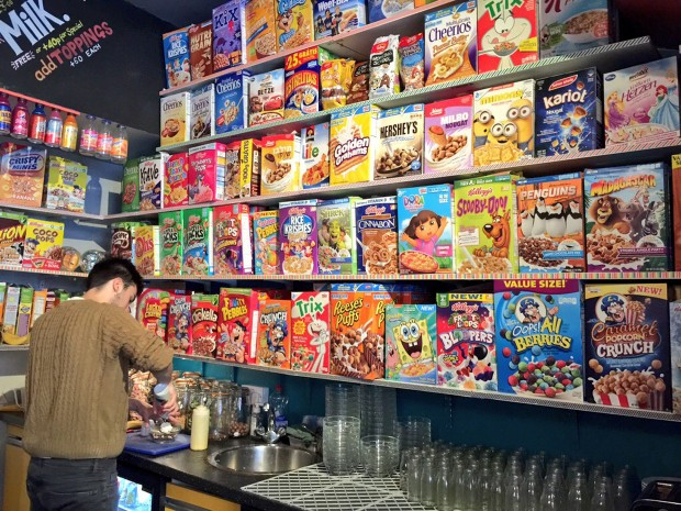 Cereal Killer, en Londres