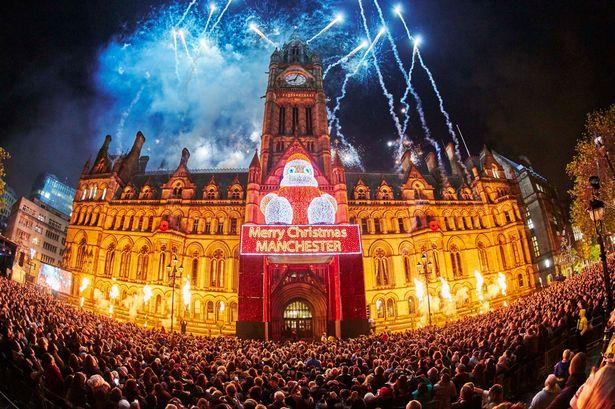Navidad en Manchester / Mark Waugh