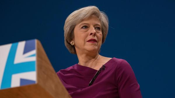 La primera ministra del Reino Unido, Theresa May / The Times