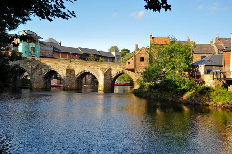 Río Wear, Durham