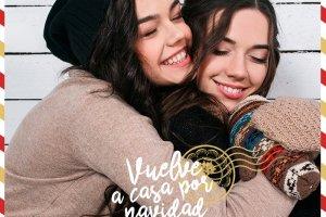 Campaña 'Vuelve a casa por Navidad' de El Almendro