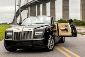 Rolls Royce, creado en Manchester