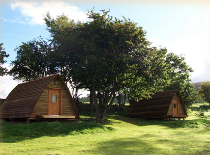 Applecross Campsite, Escocia