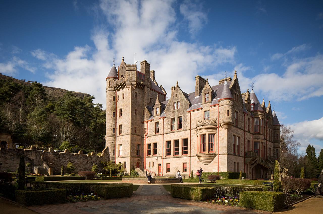 El Castillo de Belfast
