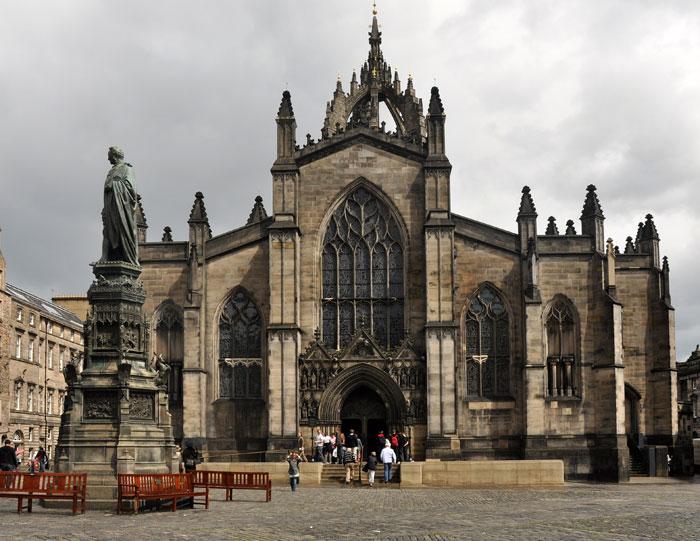 catedral-st-giles-edimburgo
