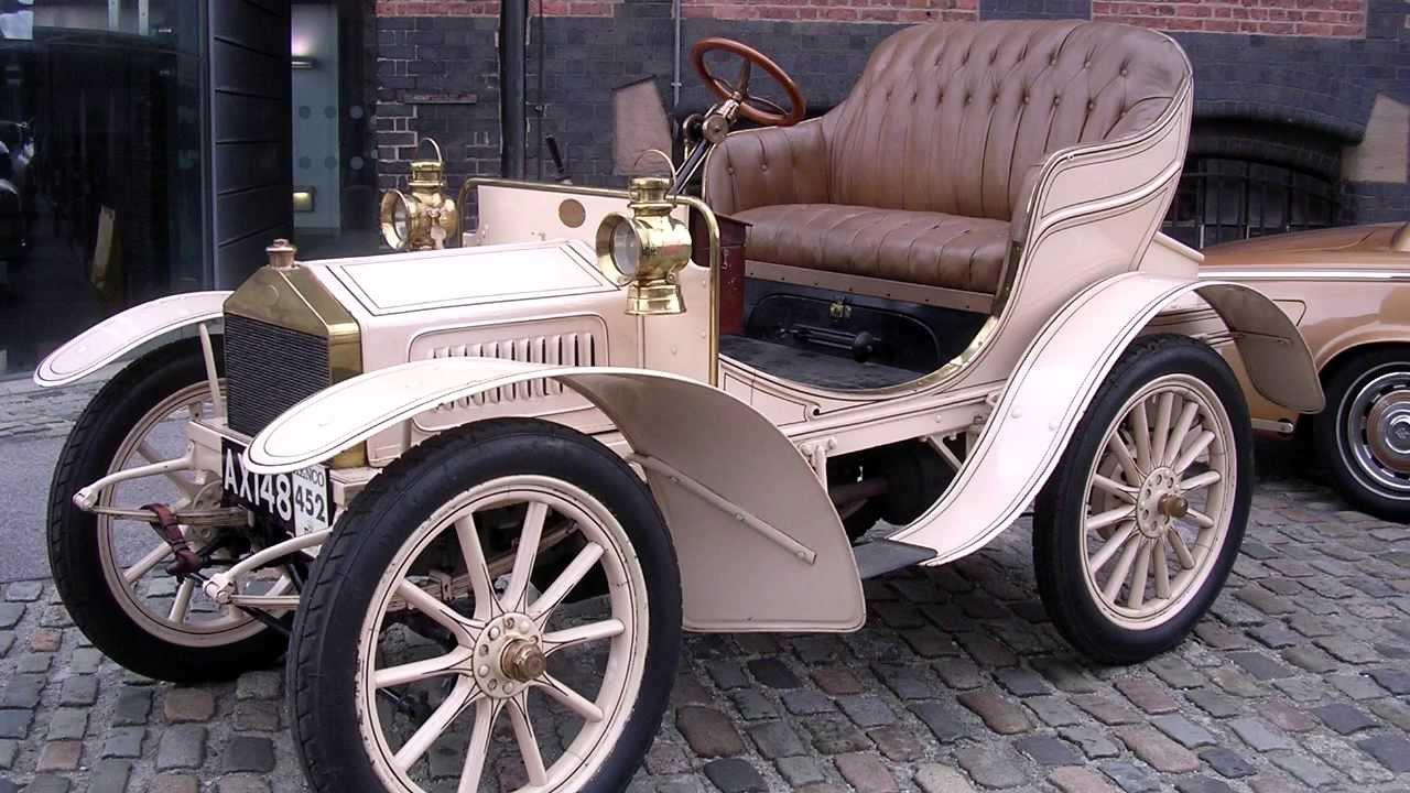 El primer Rolls Royce