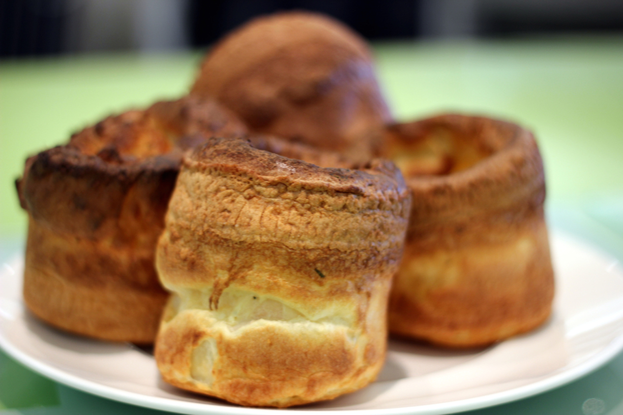 Launch of Yorkshire Pudding, un festival raro en Gran Bretaña