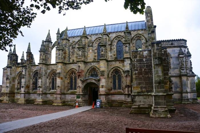 La capilla de Rosslyn