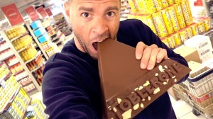 Chocolate Toblerone