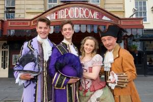 Sorteo de entradas para ver 'Cinderella' en el Hippodrome de Bristol