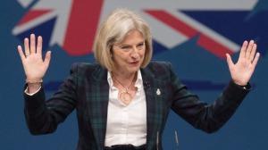 Theresa May está dispuesta a implantar estas brigadas hospitalarias.