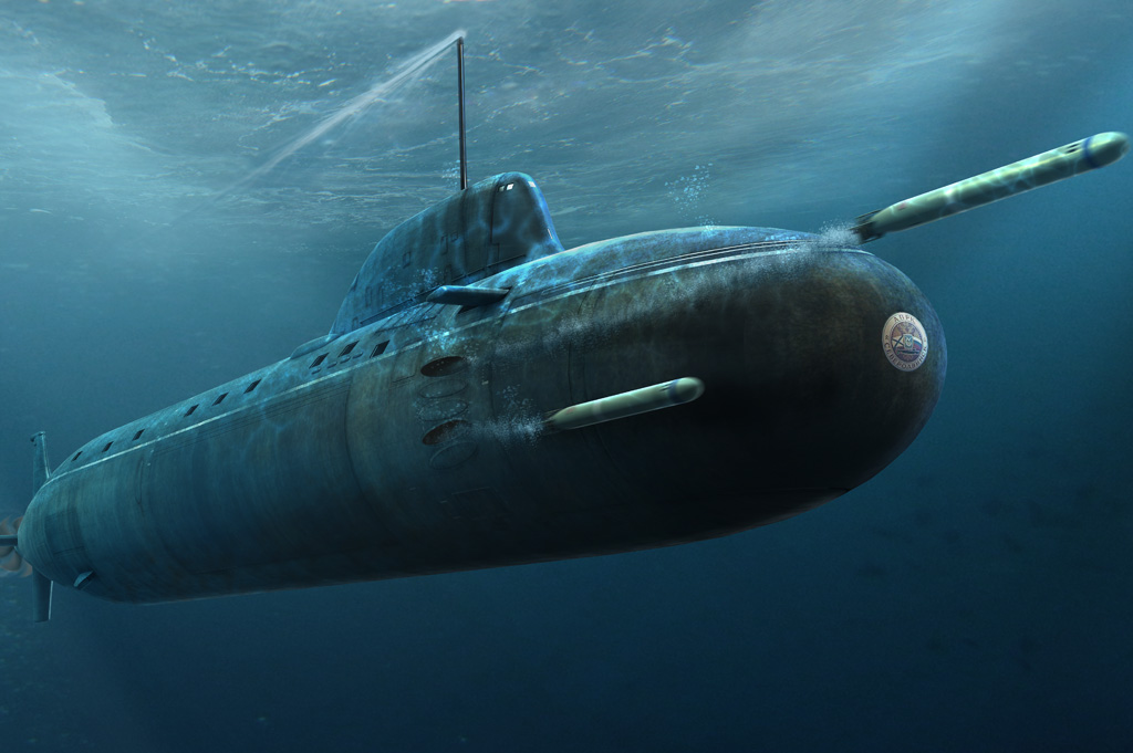 El submarino se inventó en Manchester