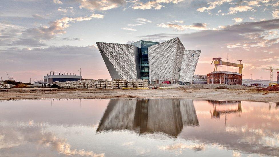 El Titanic Belfast