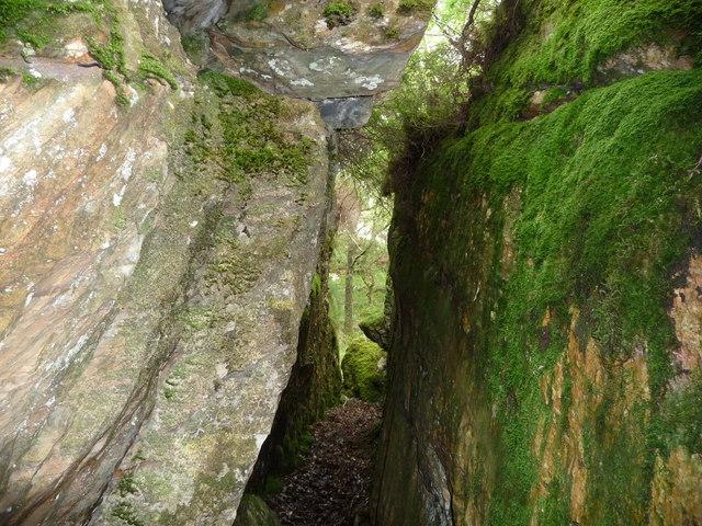 Cueva de Twm Siôn Cati