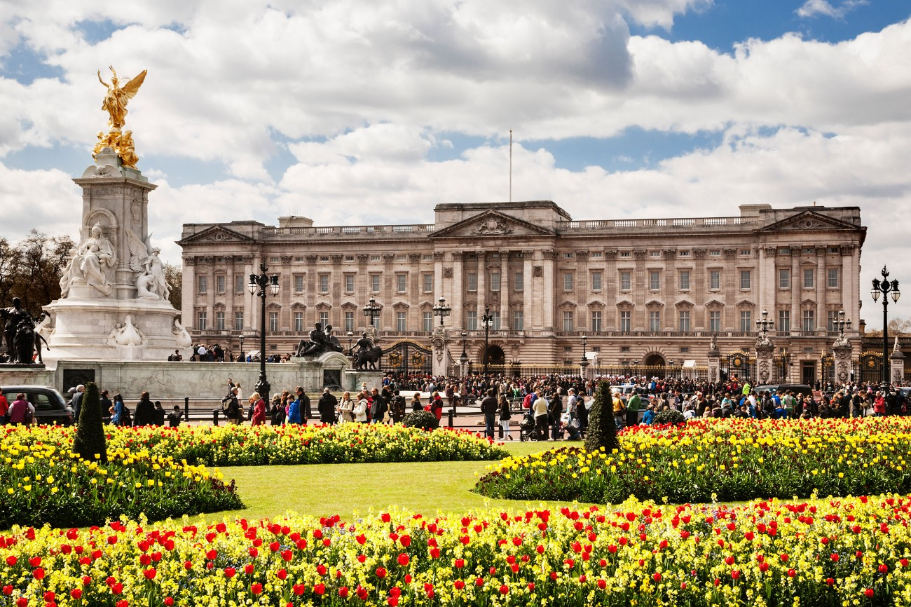 Buckingham Palace, en Londres