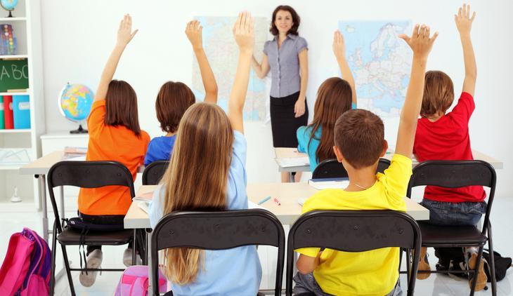 En Reino Unido, las clases son más interactivas