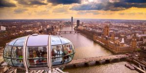 View from LondonEye