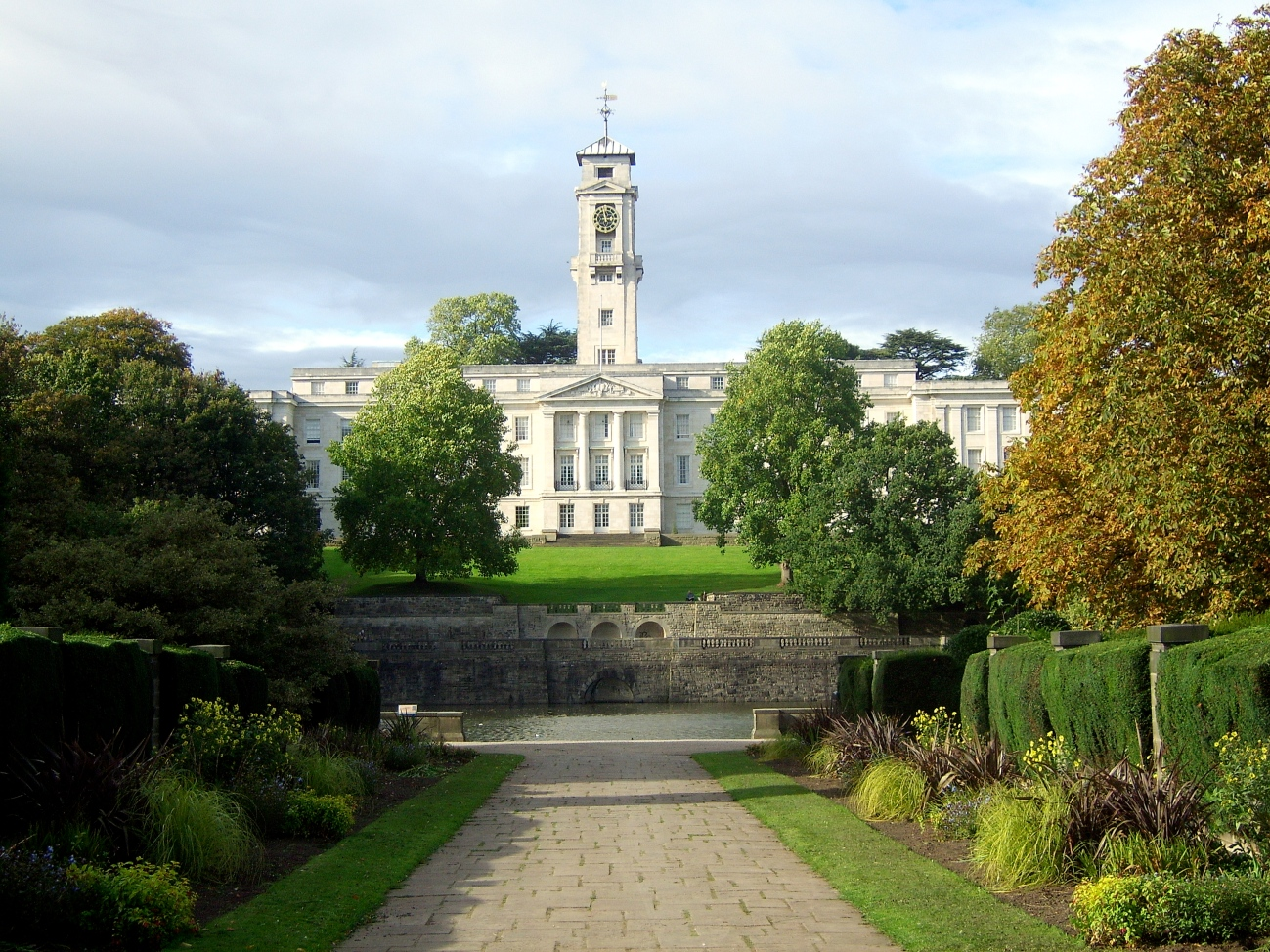 Universidad de Nottingham