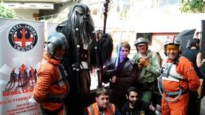 Comic Con de Edimburgo