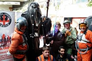 Comic Con de Edimburgo