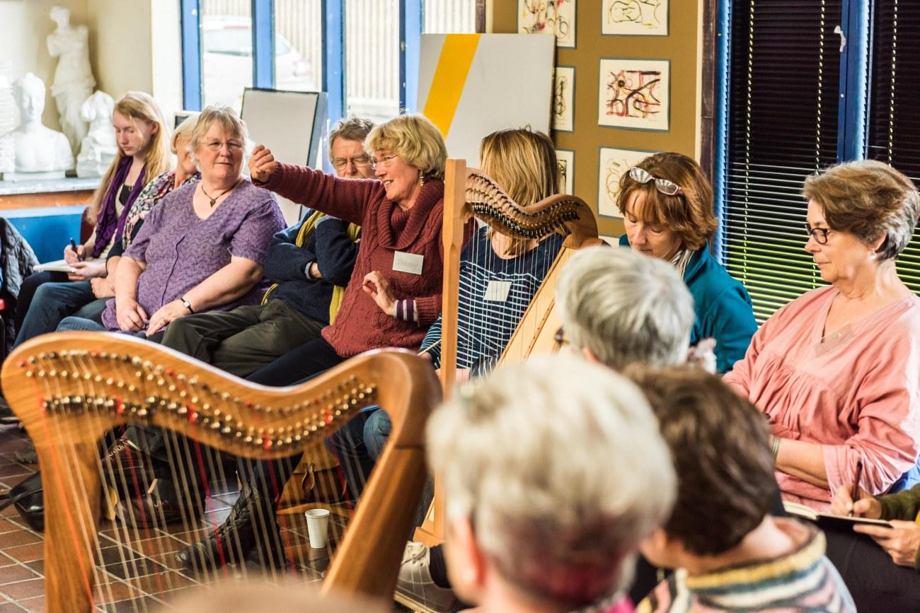 Festival Internacional de Harpa de Edimburgo