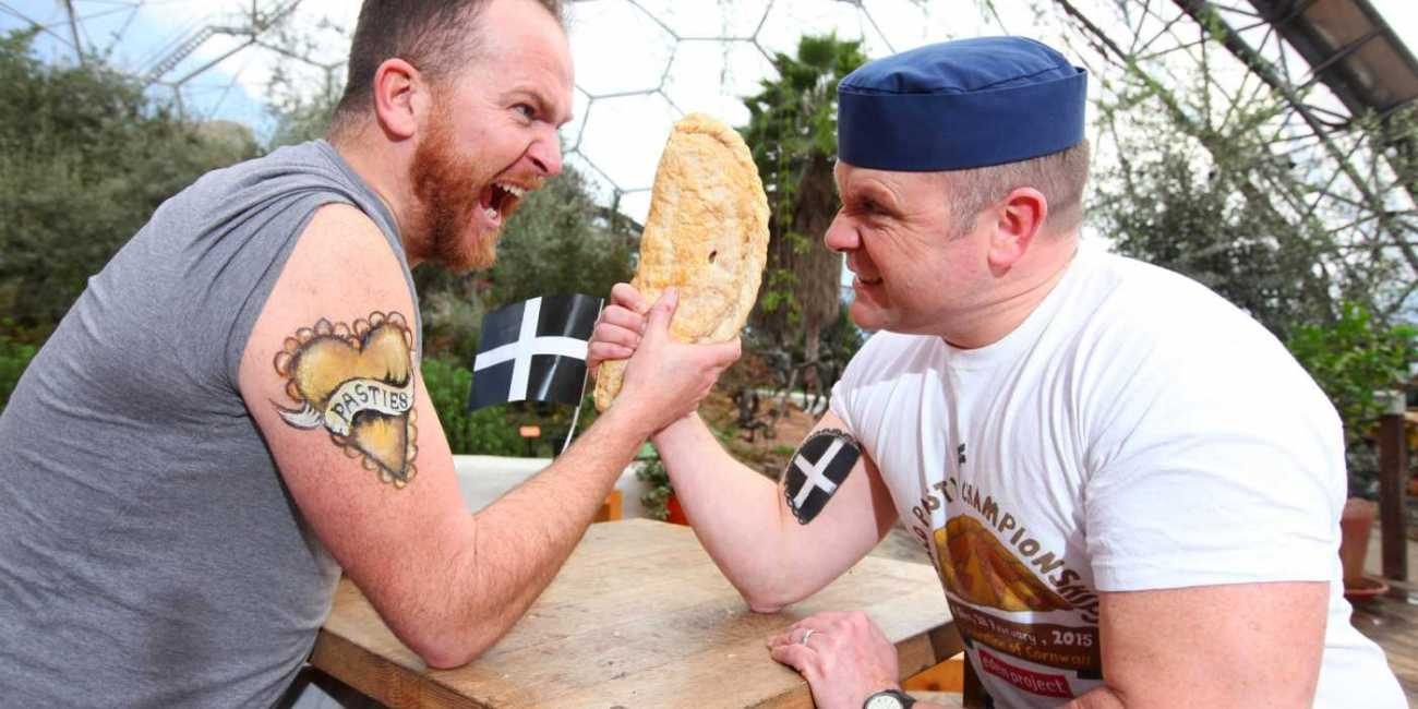 World Pasty Championships, en Cornwall