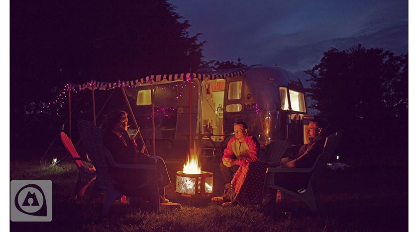 Happy Days Retro Vacations, camping en Inglaterra
