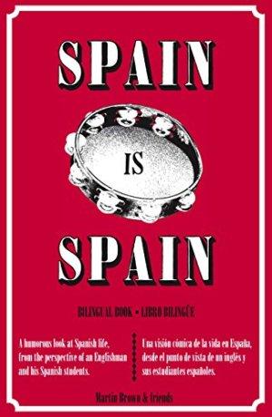 Libro 'Spain is Spain', de Martin Brown