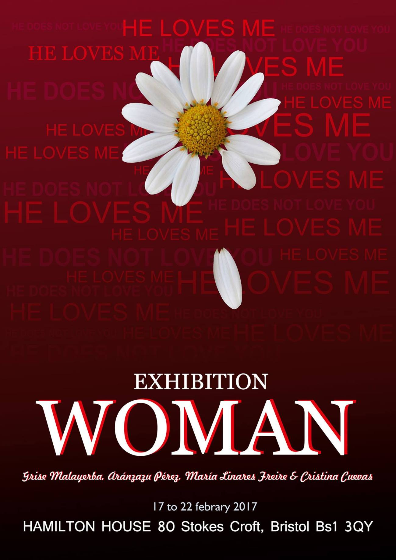 woman exhibition bristol