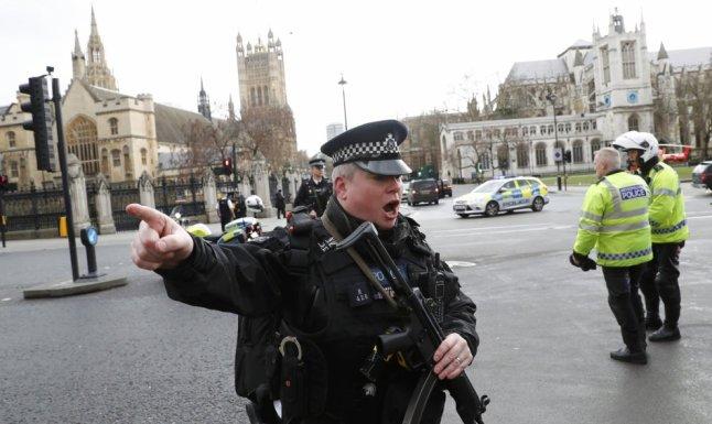 Policía ataque Londres