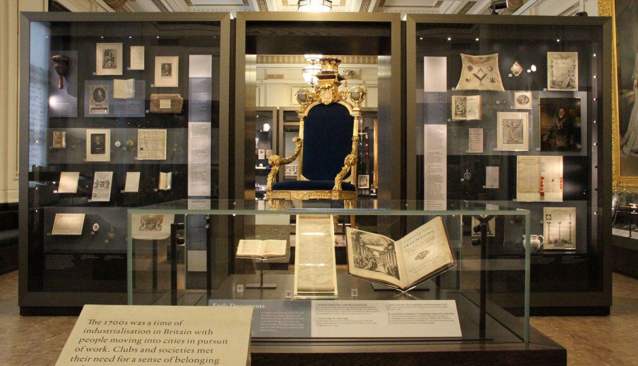 Museum of Freemasonry, Londres