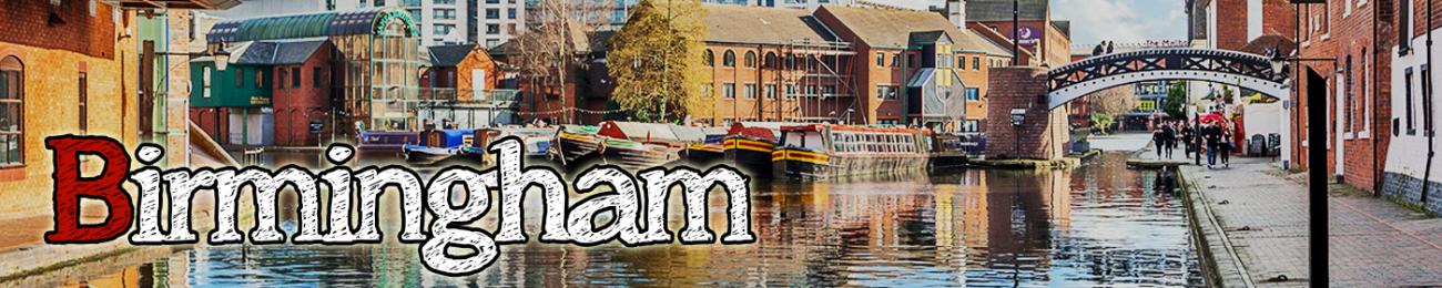 Españoles en Birmingham