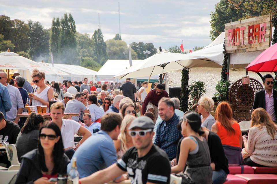 Foodies Festival, en Bristol