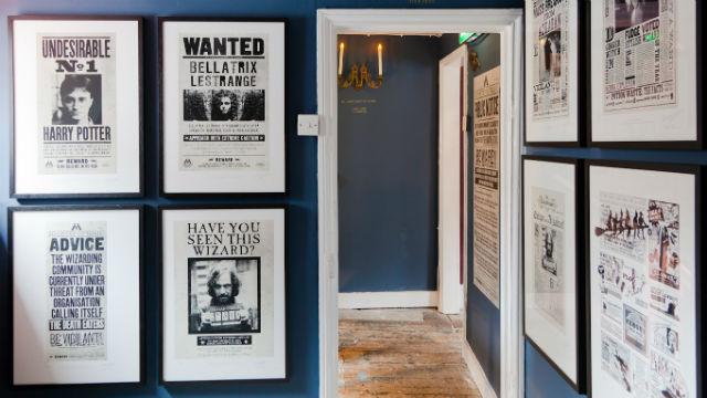 Exposición gratuita sobre Harry Potter en Londres
