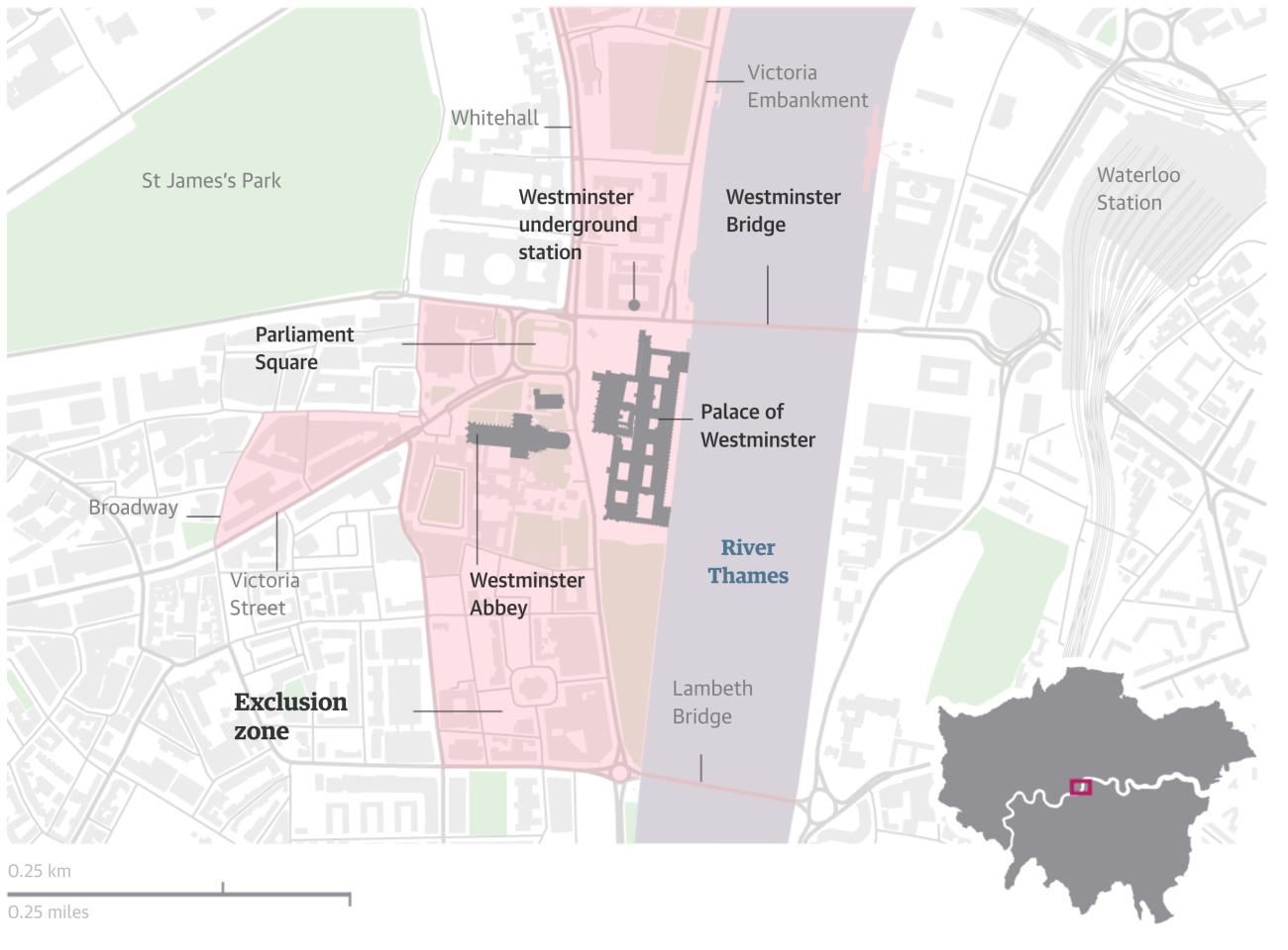 Ataque a Londres - guia visual 1