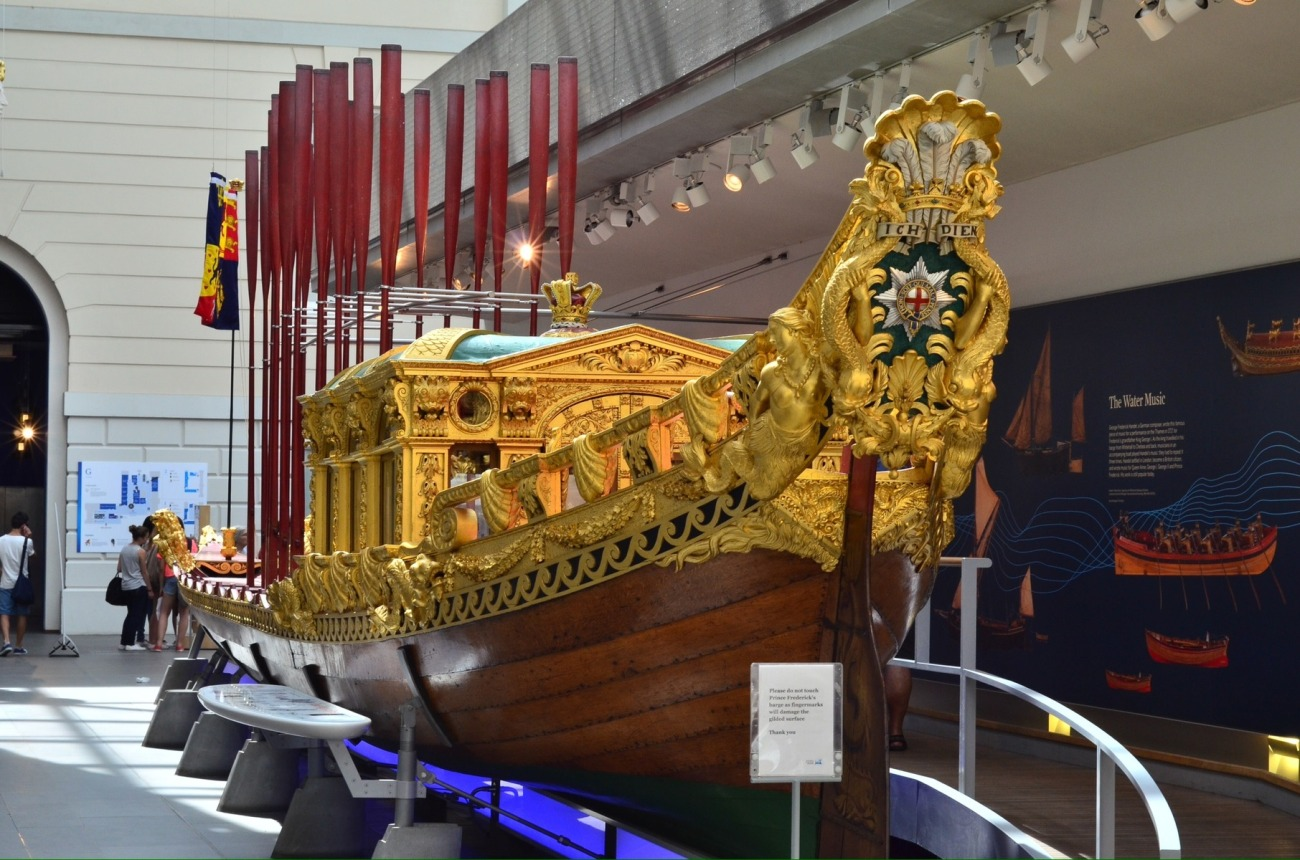 National Maritime Museum, Londres