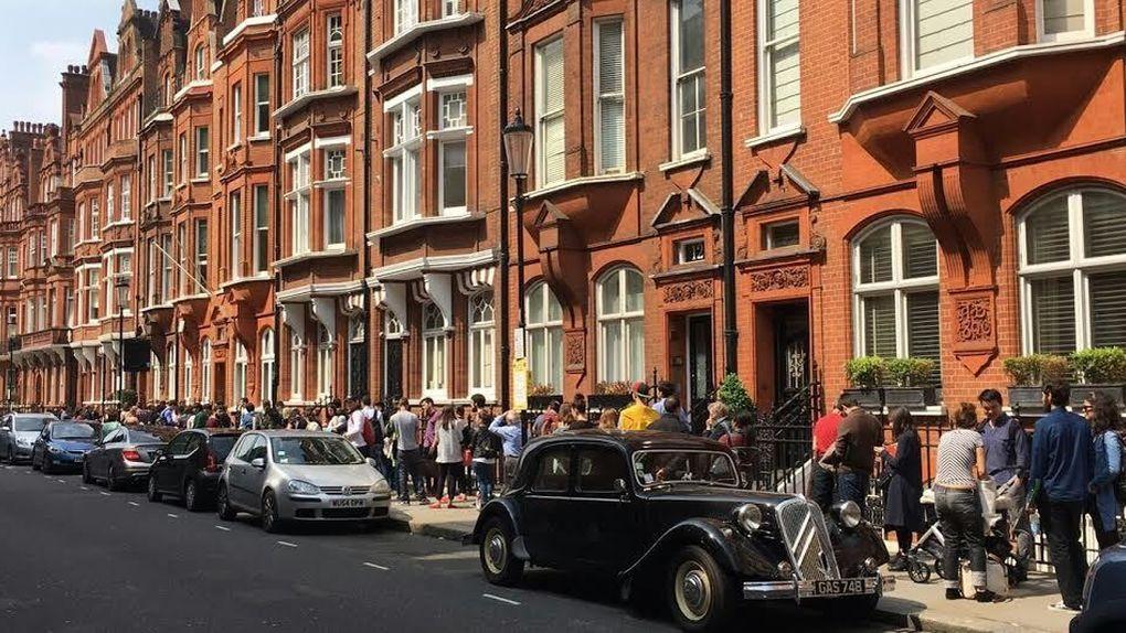 Consulado España en Londres