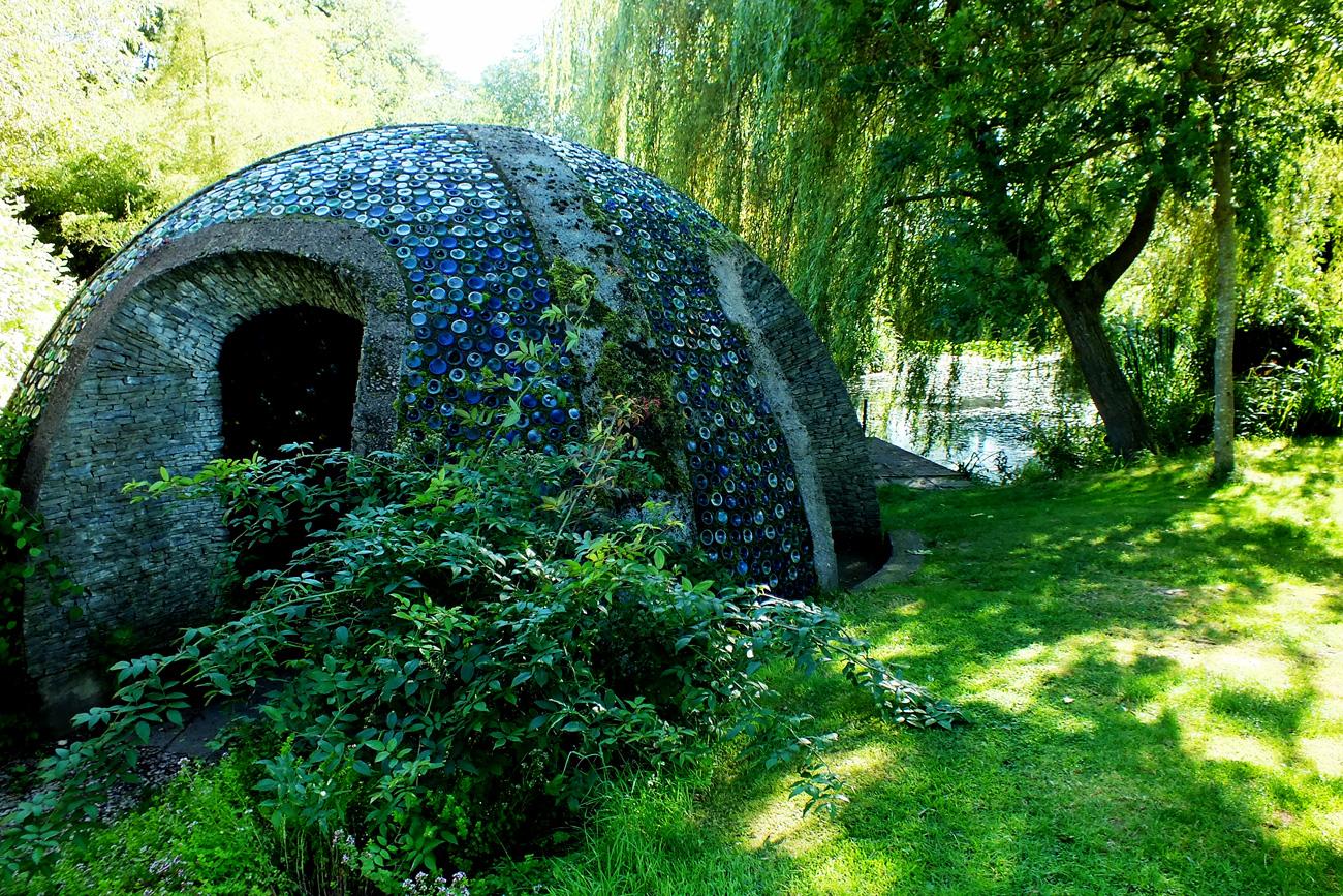 Westonbury Mill Water Gardens, Herefordshire