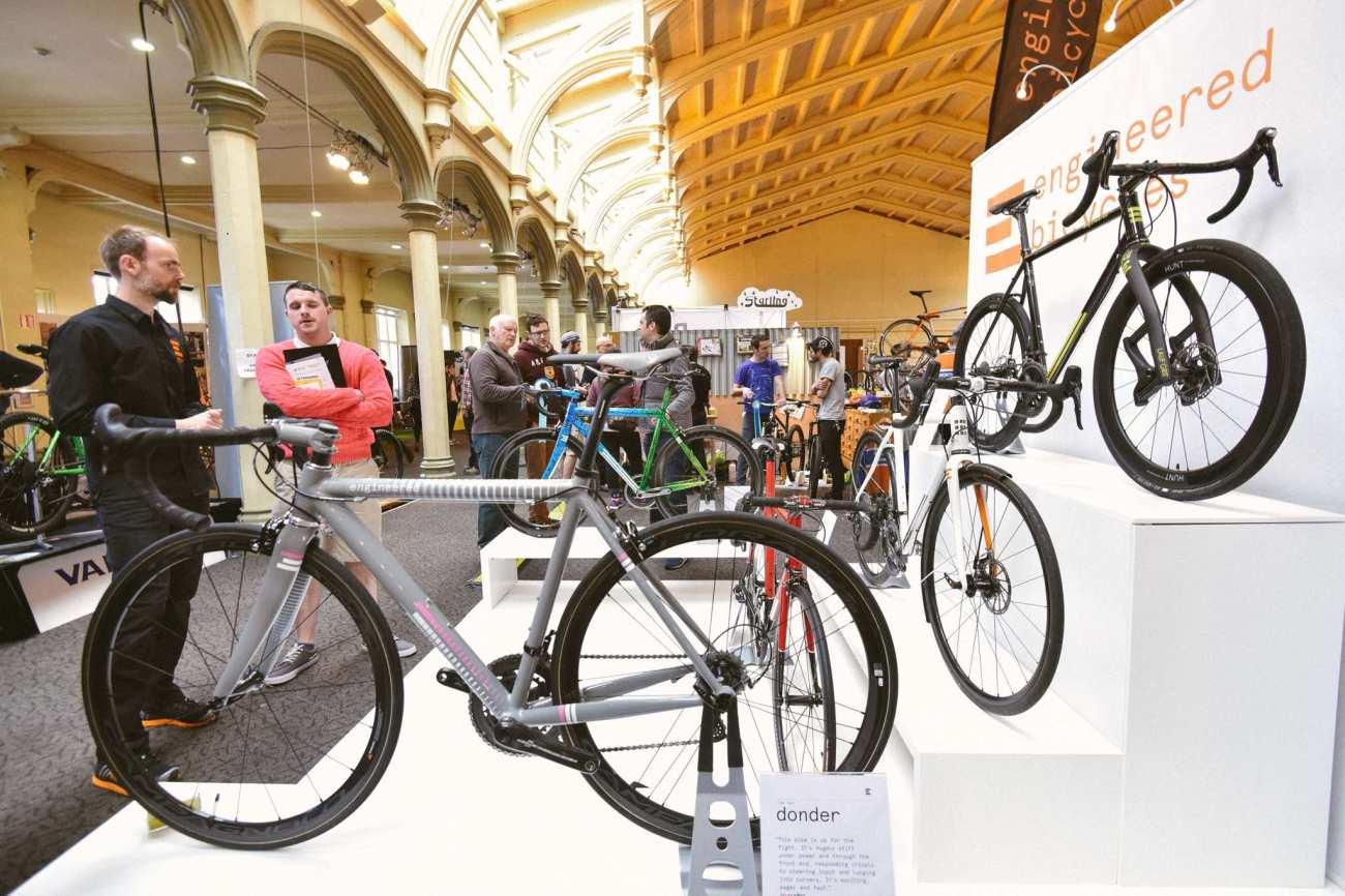 Bespoked, evento sobre bicicletas en Bristol