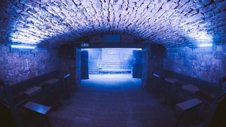 Cabaret Voltaire, club en Edimburgo