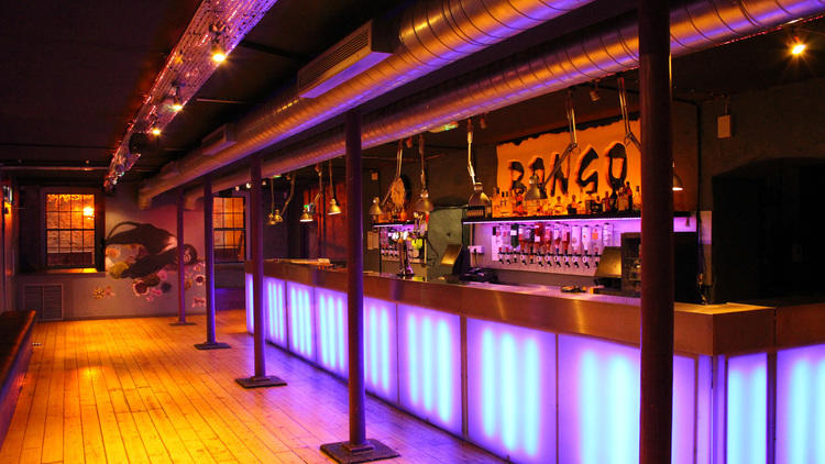 The Bongo Club, en Edimburgo