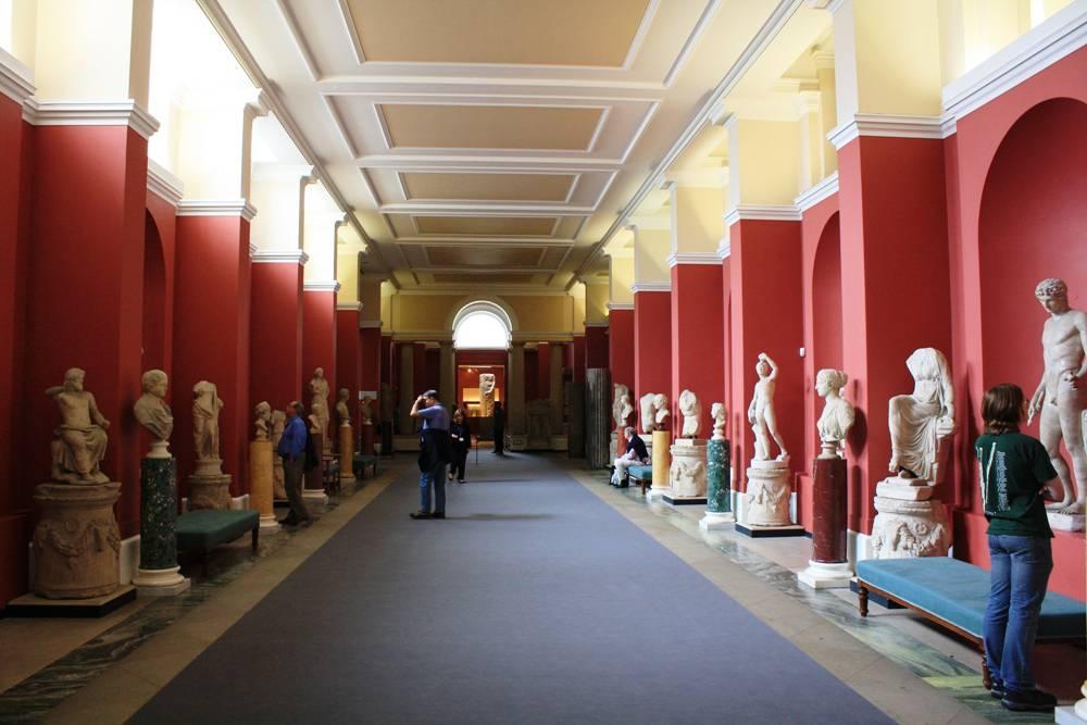 Museo Ashmolean, en Oxford