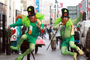 St Patrick's Day en Londres