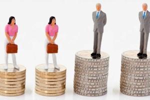 diferencia salarial hombres y mujeres