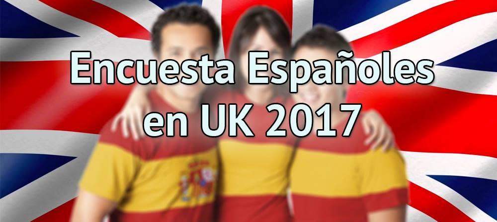 Encuesta Españoles en UK 2017