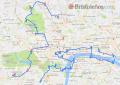Ruta Londres caminando 2 días